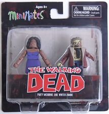 ESL1898. The Walking Dead Minimates Series 6 Party Michonne and Winter Zombie
