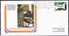 Envelop Royalty OSE-179 - 1995 Beatrix slaat 50 gulden munt