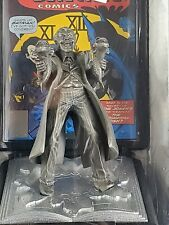 Vintage DC Comics Batman THE JOKER Comic Book Champions Fine Pewter Statue 1978