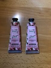 2 Love Beauty And Planet Hand Cream Murumuru Butter & Rose -  1 oz Tubes