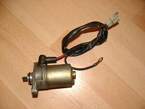 UNTIMERO ANLASSER Starter f/ür REX RS1000 Roller 125