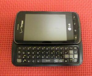 LG Enlighten VS700 Red/Black 150MB Verizon Wireless QWERTY Slider Cell Phone