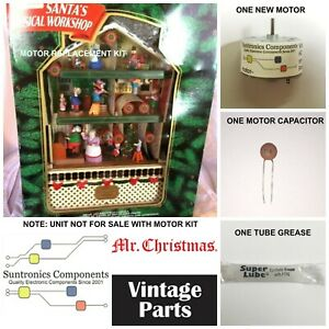 Mr Christmas Santa's Musical Workshop Motor  kit (unit not included)