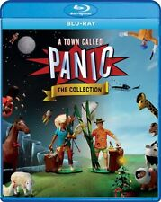 A TOWN CALLED PANIC COLLECTION New Blu-ray 2 Specials + All 20 Episodes