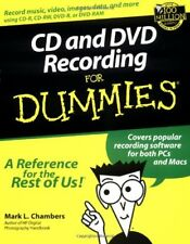 CD and DVD Recording For Dummies (For Dummies (Com