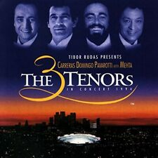 THE 3 TENORS - In Concert 1994 CD BUY 4+ $1.99 EACH & FREE SHIPPING