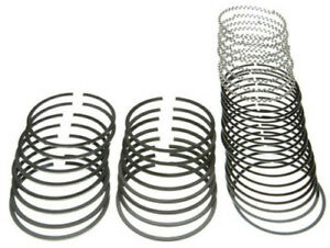 "MAHLE Clevite Piston Ring Set 315-0034.030; Plasma Moly 4.030"" Bore Drop-In"