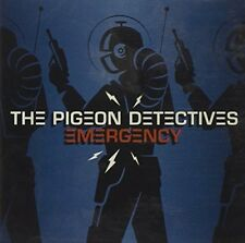 Pigeon Detectives / Emergency *NEW* CD