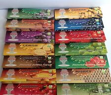 Hornet King Size Slim Flavoured Rolling Papers, Mixed X10 Packs, Kingsize Hornet
