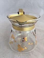Vintage Pyrex Gold Coffee Pot