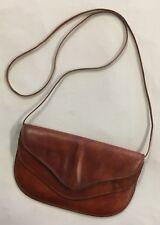 Retro Louis Cardini Soft Leather Hand Bag 26cm x 15.5cm x 3cm