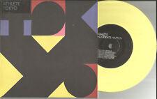 ATHLETE Tokyo w/ UNRELEASED TRK UK YELLOW 7 INCH Vinyl 2007 USA Seller MINT