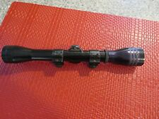 Vintage Redfield 4X Scope W/ Weaver Rings