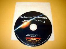 Seeburg Jukebox Manuals On DVD (1 Disc)