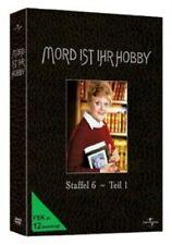 MORD IST IHR HOBBY - STAFFEL 6.1 - 3 DVD NEU