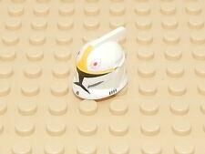 Lego Minifigure Head Piece Star Wars Clone Pilot Helmet #43