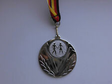 Pokale & Preise e277 Badminton Pokal Kinder Medaillen 3er Set mit Band&Emblem Pokale Turnier