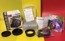 Raynox DCR-250 SUPER Macro Lens to> NIKON D5000 D5100 D5200 D5300 D5500 D5600