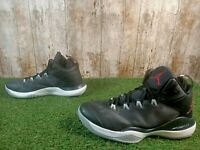 Jordan superfly 3 Black Dark Grey 684933-005 Size 6 UK 40 EUR