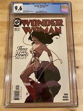 Wonder Woman 154 CGC 9.6 🔥 Adam Hughes Cover 🔥