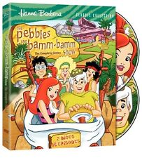 The Pebbles Bamm Show Complete Series DVD Set Cartoon Flintstones Kids Children