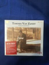 TOWNES VAN ZANDT - TEXAS TROUBADOUR  -  DIGIPACK  SEALED BOX 4  CD