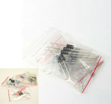 100pcs 8 kinds Diode Bag Assortment Kit 1N4148 FR107 1N5822 etc for Arduino