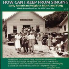 How Can I Keep From Singing Volume 2 [CD]