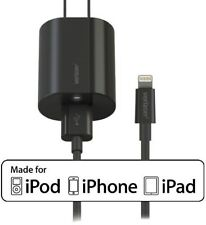 OEM Verizon Lightning Travel Rapid Wall Charger for iPhone X,8,7,6,5, ipod,ipad