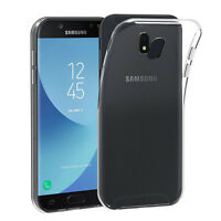Housse Etui Coque Gel UltraSlim TRANSPARENT Samsung Galaxy J5 (2017) SM-J750F/DS