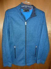 Spyder Sweater Jacket Men's Blue - Size XL