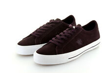 Converse Cons One Star Ox Cherry Suede Lunarlon Gr. 42,5/43,5 US 9