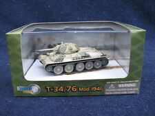 DRAGON ARMOR T-34/76 Mod 1941,1st GUARDS TANK BRIGADE,MOSCOW   1942 # 60135