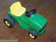 Vintage ERTL John Deere Ride On Mower Toddler Size
