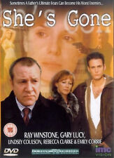 SHE'S GONE DVD RAY WINSTONE GARY LUCY UK Release New Sealed R2