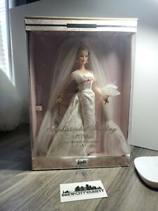 Sophisticated Wedding Barbie 2002 - Third in The Series