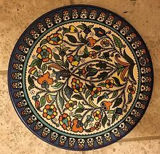 Ceramic plate - hand made in Portugal