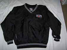 BIKE Pull Over Black Jacket Size L, NEW