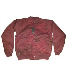 10 Deep 512 Baseball Jacket burgundy (BURGS CHIPS CAMO) Men's SIZE Small