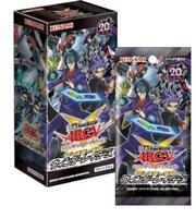 YuGiOh ARC-V OCG Booster SP Wing Raiders Box New Japan