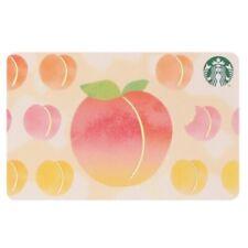 starbucks japan peach card 2020 gift card starbucks japan card free shipping