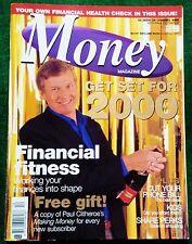 MONEY MAGAZINE - PAUL CLITHEROE - DECEMBER 1999 - CUT YOUR PHONE BILLS