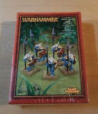 Warhammer Saurus Temple Guard NIB Metal New/Sealed