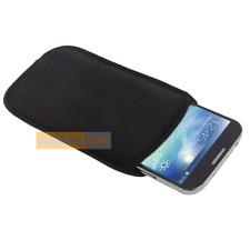 Etui Housse Néoprène POUCH BAG Noir compatible HTC One M9s