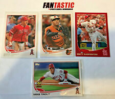 2013 Topps Baseball YOU PICK base, Inserts,  Parallel, RC, Chasing History etc