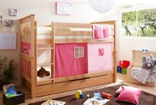 Rosa Kinder-Hochbetten für Jungen & Mädchen