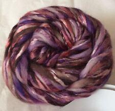 1x3.53oz/100g Wistari Chunky yarn by Queensland Collection #3 Amethyst