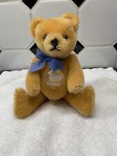 New Hermann Teddy Original Teddy Bear Mohair All Jointed 7�