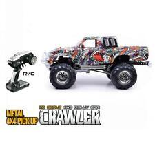 1/10 RC Remote Control HG Pickup 4*4 Rally Car Racing Crawler RTR Battery Model
