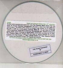 (CJ175) The Phantom Band, O - 2011 DJ CD